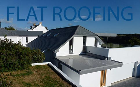 Flat Roofing Newquay